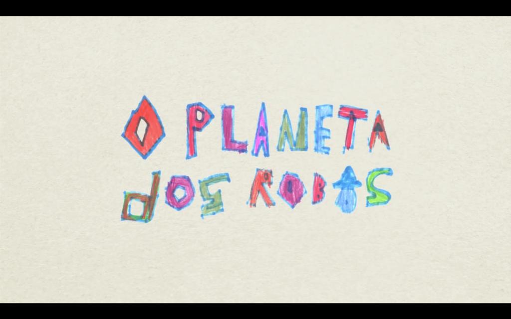 De criança para criança - Planeta dos robôs